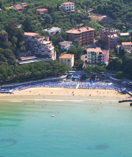 Discover the surroundings of Lerici and La Spezia